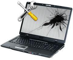 Częste usterki laptopów